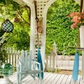 Bright Porch and Patio Decorating Ideas Image 2