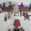 My red white and blue Decor Preview