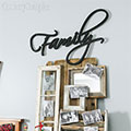 10 Clever Family Photo Displays Preview