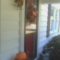 Autumn Porch in Indiana Preview