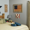 12 Ways to Add a Patriotic Pop to Your Bedroom or Bath Image 2