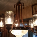 Mason Jar Lamp Shades Preview