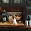 Primitive fall decor Preview
