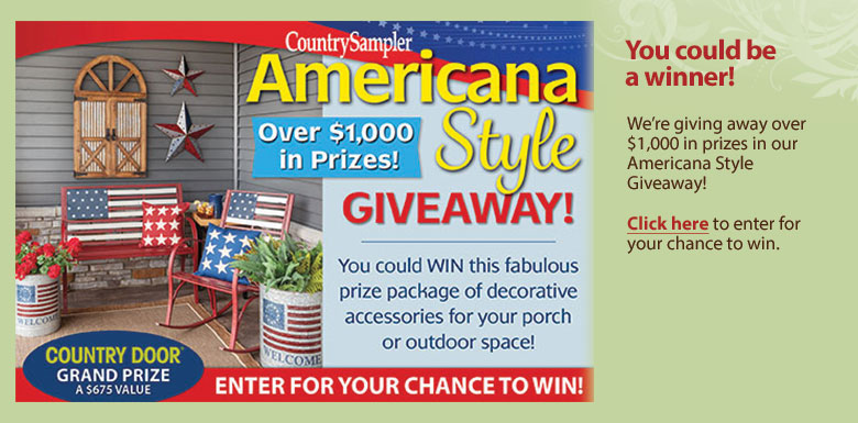 Americana Style Giveaway