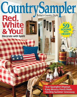Country sampler magazine discount