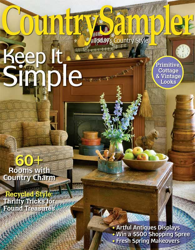 Country Sampler | 2016 Back Issues