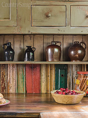 Country Sampler | Inspiring Homes Decorating Marketplace