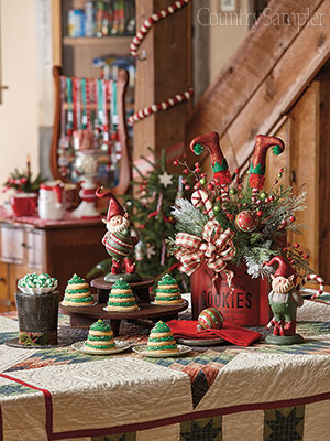 Country Sampler | Decorate with Crafts