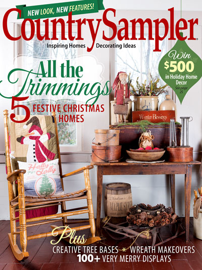 Country Sampler Country Sampler Back Issues