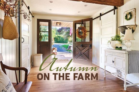 Country Sampler | Country Sampler Autumn Decorating 2019